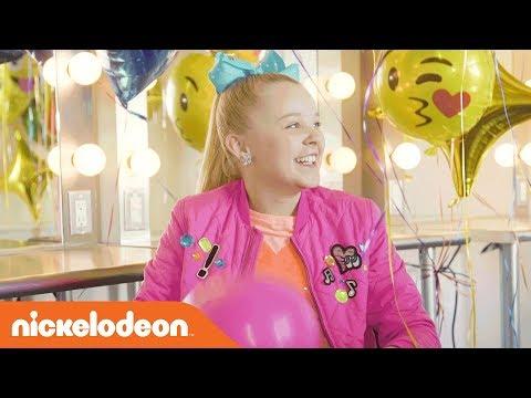 Day in the Life of JoJo Siwa   Go BTS, Watch Pranks, & More!   Nick