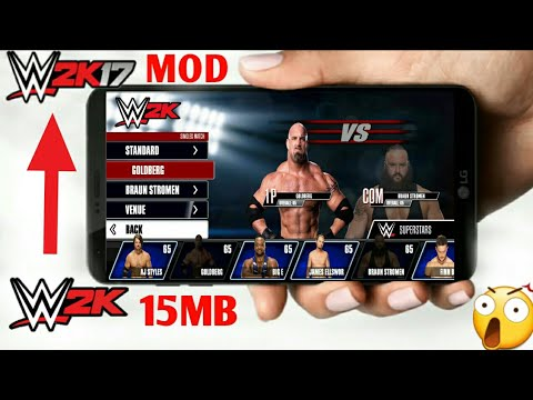 (15mb)HOW TO INSTALL WWE 2K17 GAME IN WWE 2K FOR FREE