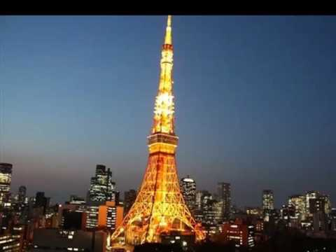 Tokyo Tower | How Best Attractions Landmark Areas Looks Like | Location Picture Gallery