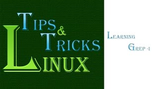 Linux Tips and Tricks : Case Insensitive Grep (Grep -i)