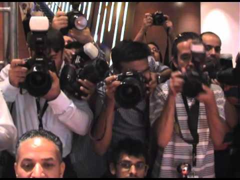 Cérémonie de clôture du Gulf Film Festival de Dubaï (2012) by Gérard Courant