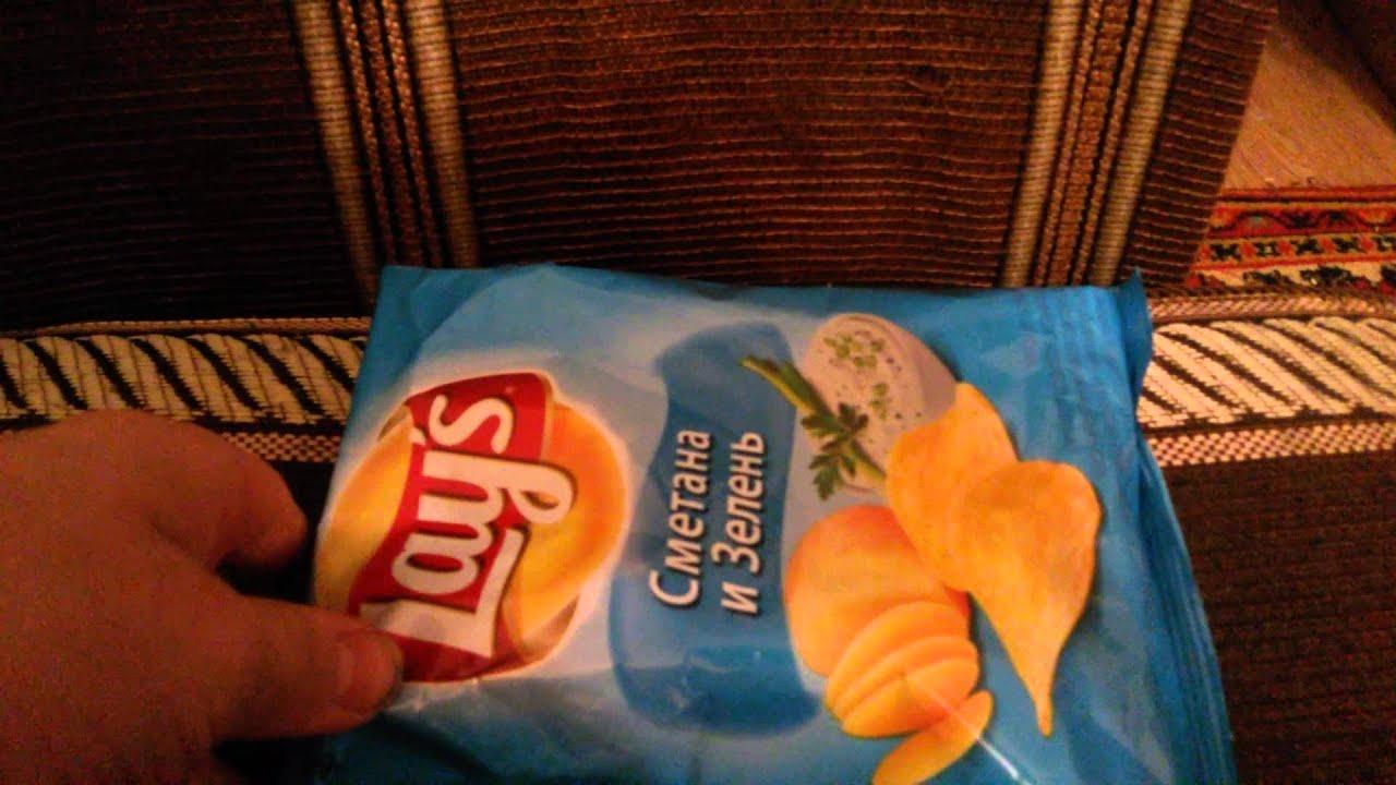 Картофельные чипсы Lays: вкусы, состав, производитель и отзывы 5