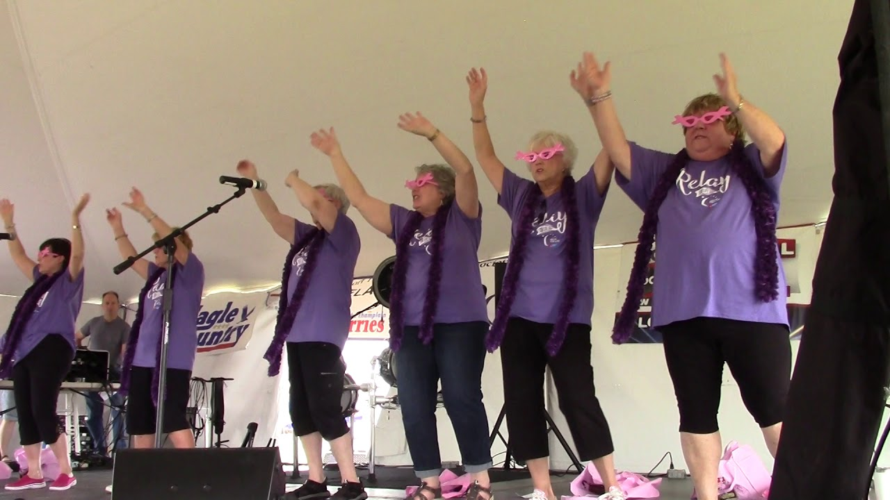HTS - Relay for Life Chapter One  6-16-18