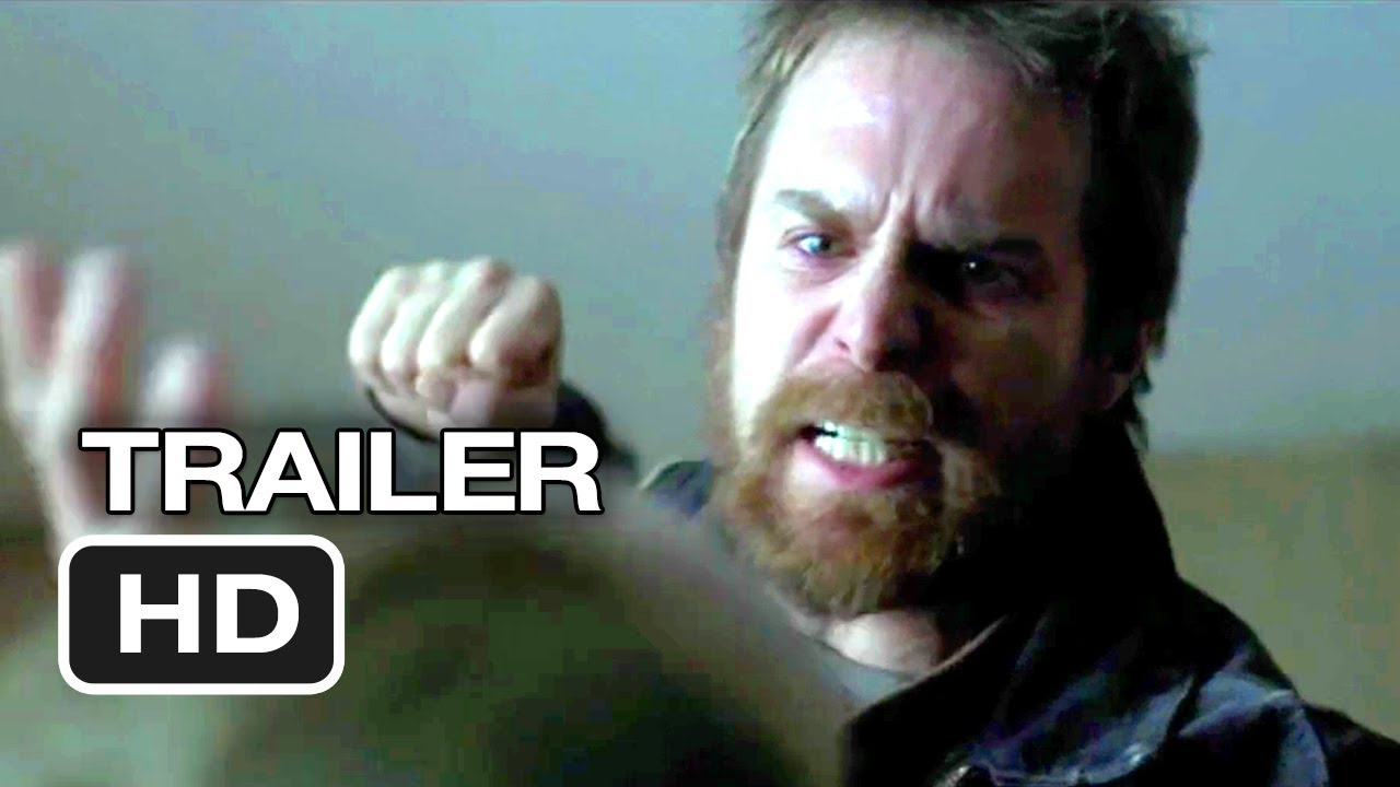 Single Shot Official Teaser #1 (2013) - Sam Rockwell Tribeca Film Festival Thriller HD