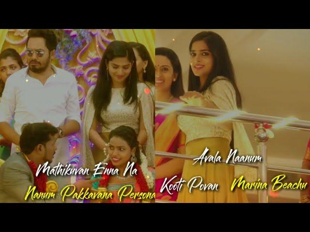 Single Pasanga 💞 Natpe Thunai 💞 Whatsapp Status Tamil 💞 Love Song 💞 Manoj Editz 🤗