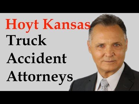Hoyt Kansas Truck Accident Attorney