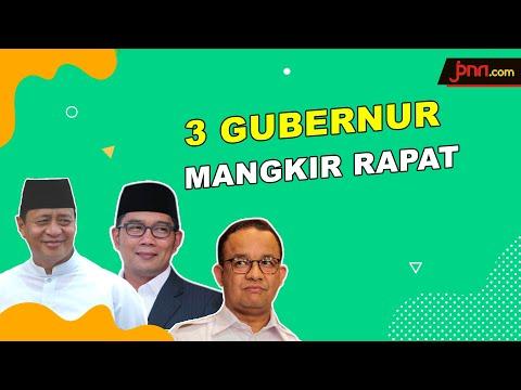 3 Gubernur Mangkir Rapat Bahas Penanganan Banjir