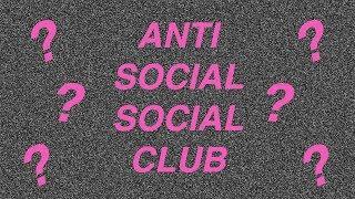 Видеожурнал #2: Anti Social Social Club - пустышка или глубокая концепция?