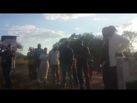 Farm Workers Stranded Following Suspected Fresh Wave of Land Grabs