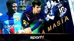 Mythos La Masia: Das sind die Barcelona-Stars von morgen | SPORT1