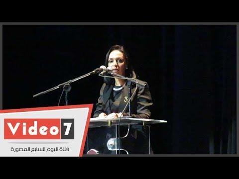 رئيسة القومى للمرأة لمشيرة خطاب: كسبنا أيقونة مصرية تحظى باحتفاء العالم  - 04:21-2017 / 10 / 19