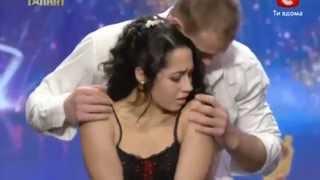 ثنائي باليه أوكراني يؤديّ على ألحان رائعة لارا فابيان الثانية (Je t'aime (Lara Fabian