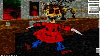 NIGHTMARE PLAYTIME COMES TO PLAY!   Five Nights At Baldi's (Nightmare Edition)