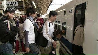 今年のGWの旅行者は去年より減少・・・増税の影響も(14/04/03)