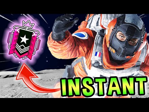 HOW TO INSTANTLY GET CHAMPION - Rainbow Six Siege