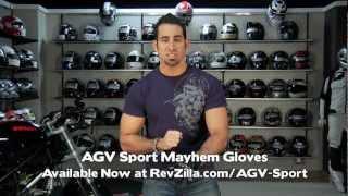 AGV Sport Mayhem Gloves Review at RevZilla.com