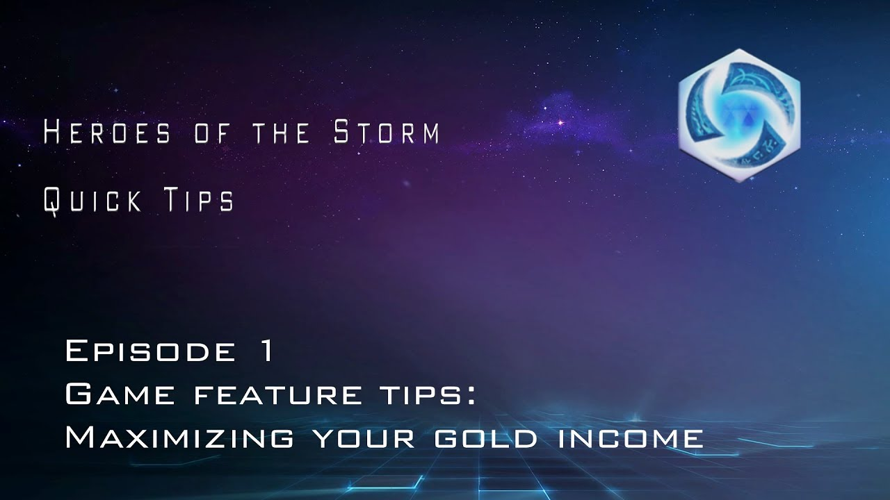 how to get gold in heroes of the storm