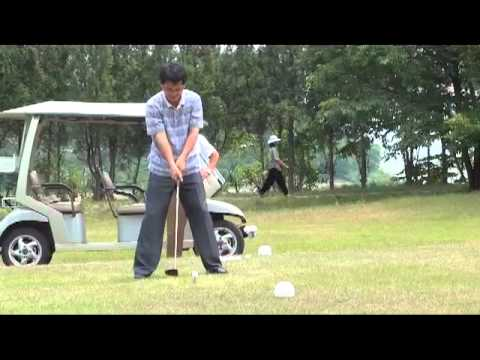 Golf In Pyongyang