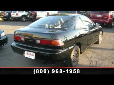 1995 Acura Integra - Used Hondas USA - Bellflower, CA 90706