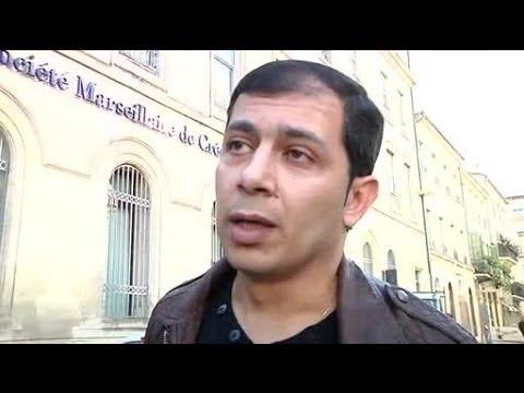 Ekaterina Averi retrouvée : Interview de son père (Nîmes)