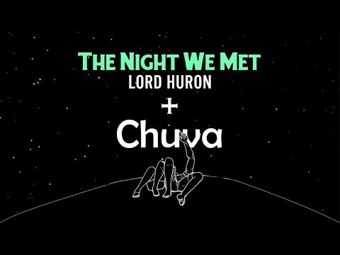 Lord Huron  The Night We Met  som de chuva legendado