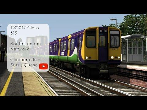 Class 313 South London Network TS2017
