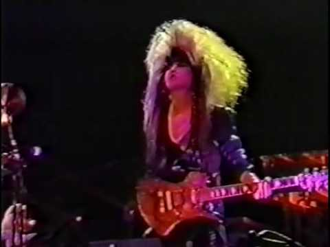 X JAPAN - Stab Me In The Back (Tokyo Dome 1991.08.23)