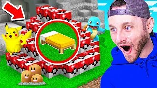 Bedwars BUT With POKEMON (Minecraft)
