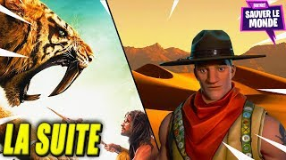 The Suite: Prehistoric Weapons, Wild West Heroes - Others! Fortnite Saving the World