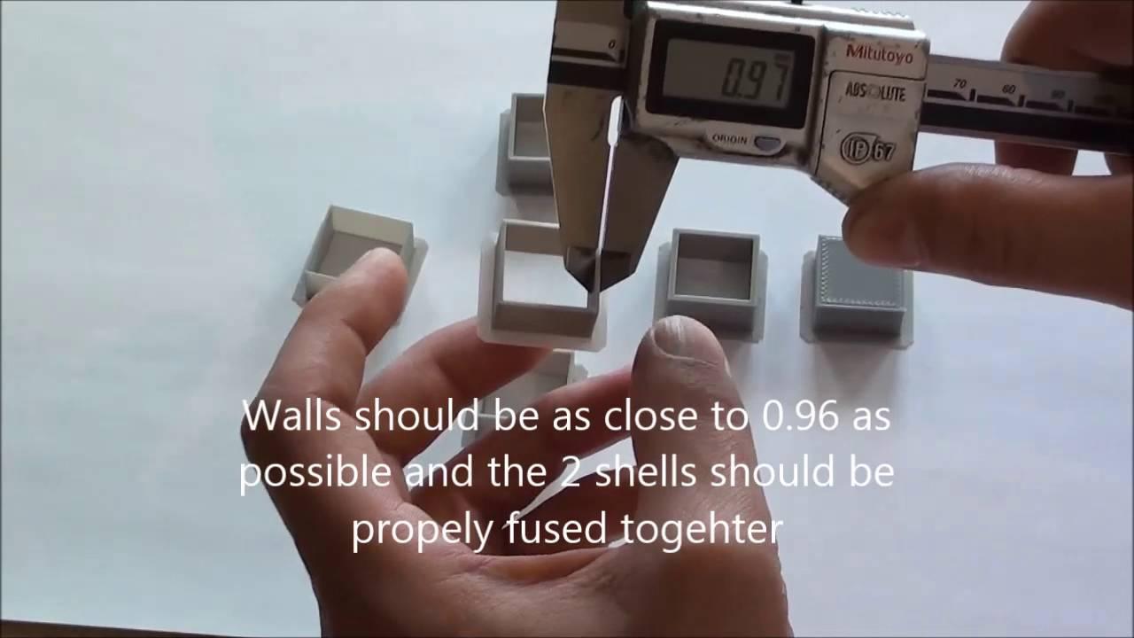 Calculating flow rate for your 3D slicer - desiquintans com