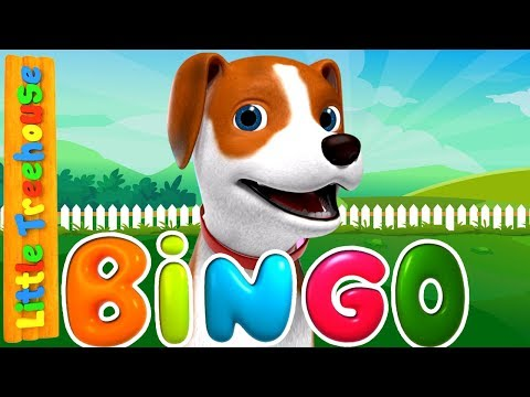 Bingo Was His Name O | Kindergarten Songs and Videos for Children