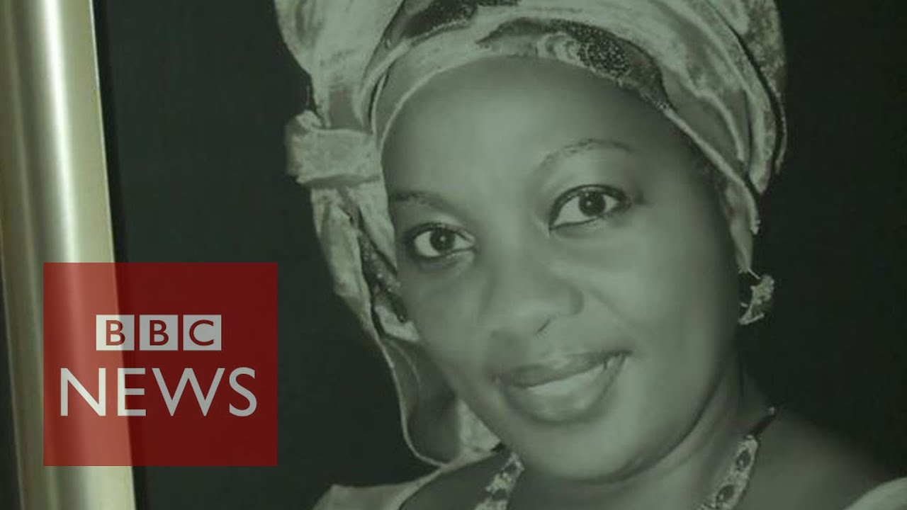 Nigeria's 'hero doctor' who spotted Ebola - BBC News