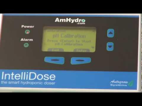 How To Calibrate pH and EC Probes   IntelliDose & pH Mini Doser   American  Hydroponics