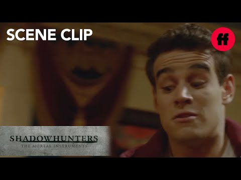 Shadowhunters | 2x02 Clip: Simon vs. Snake | Freeform