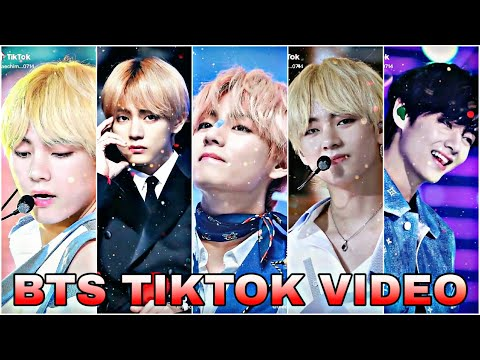 BTS Kpop Tiktok Videos 🔥 | Hindi mix Tiktok Video | BTS TikTok Compilation