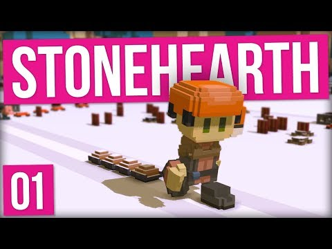 Stonehearth | NERDS OF THE NORF (#1)