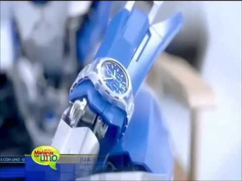 7def734c33 Swatch lanzó su nueva colección de relojes - YouTube