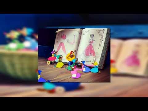 Cinderella: The Work Song / Cinderelly (Croatian)