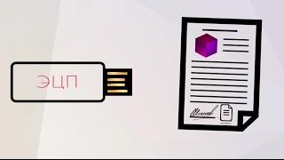 B2B-Center [электронная цифровая подпись эцп видео инфографика]