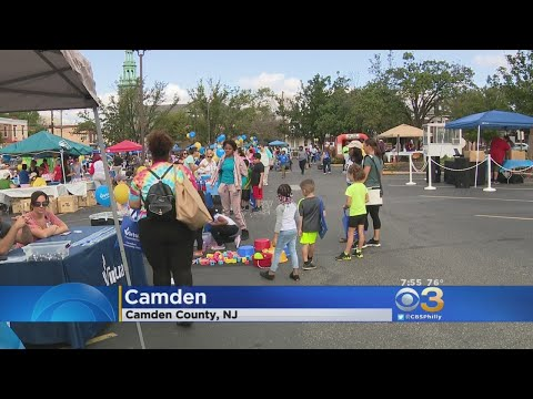 Hundreds Attend Camden Community Day