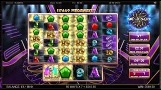 Sunday Slots Bonus Compilation - Millionaire, Totems & High Stakes Roulette!