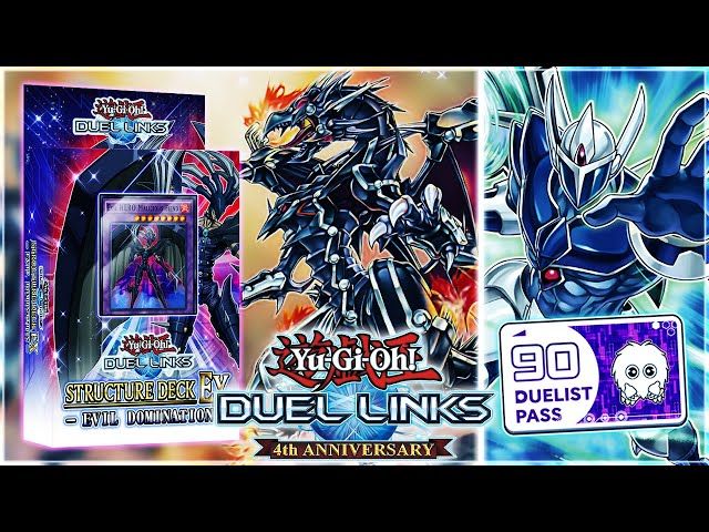 HUGE LEAKS! EX STRUCTURE EVIL DOMINATION! SELECTION BOX MINI 3 & BATTLE PASS? | Yu-Gi-Oh! Duel Links