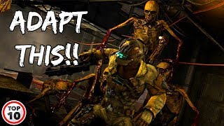 Top 10 Horror Games That Should Be Movies