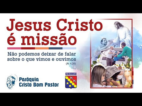 29º Domingo do Tempo Comum   3° Dia da Semana Missionária   18.10.2021