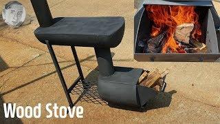 가스통 난로 만들기(making gas canister stove)