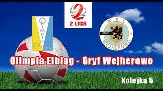 Elbalg vs Gryf Wejherowo full match