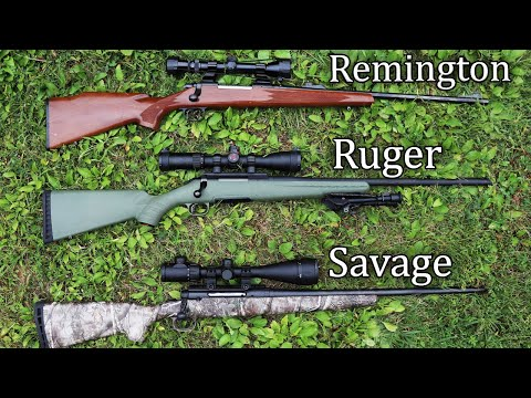 Top 3 Budget Hunting Rifles For Deer Season 2020