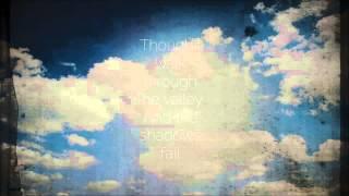 The Lord Is My Shepherd - Vineyard Worship from Mercy Vineyard, Southampton (Official Lyric Video)