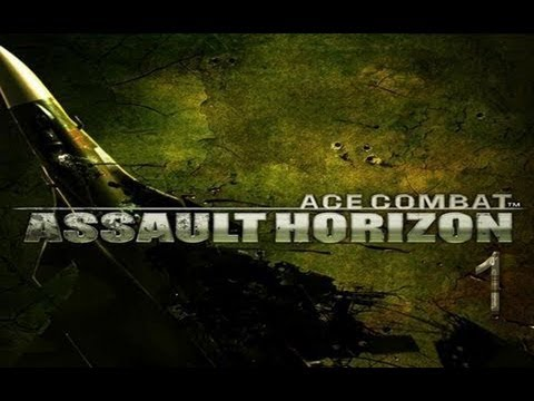 Ace Combat Assault Horizon - Parte 1 - Español