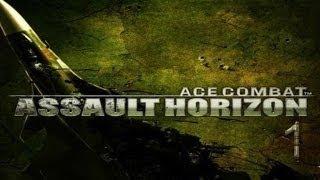 Ace Combat Assault Horizon - Parte 1 - Español